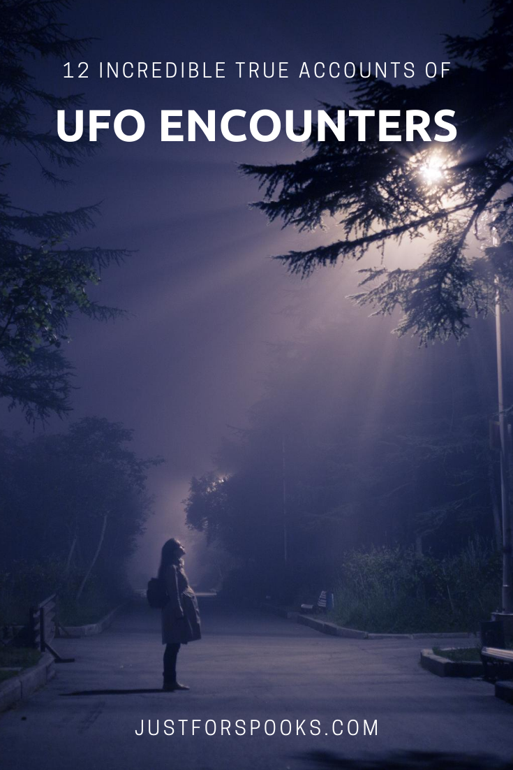 12 Incredible True Accounts of UFO Encounters (1)