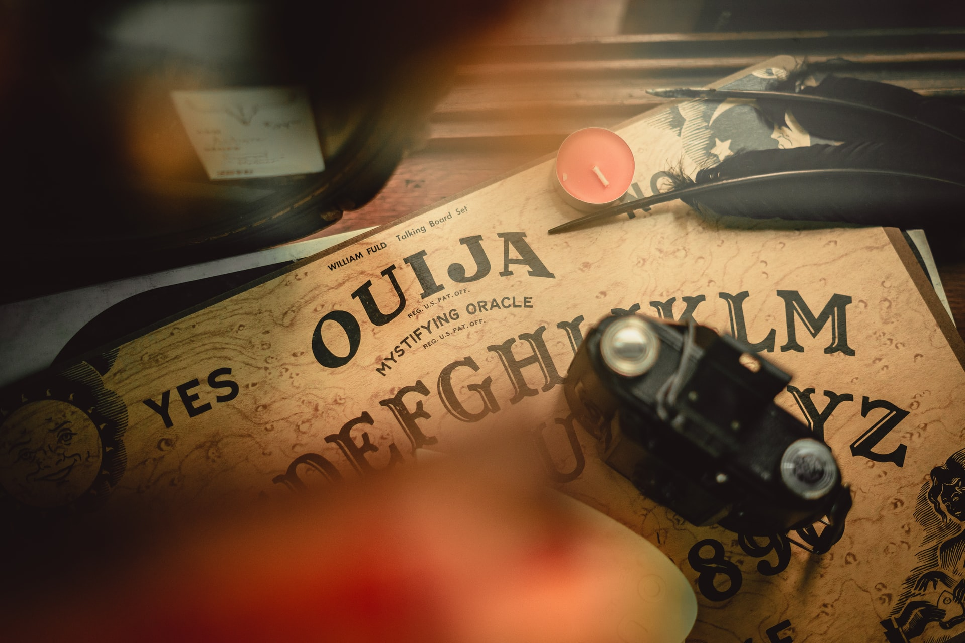 7 Real Terrifying Ouija Board Experiences